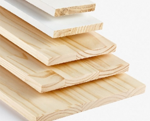 Finger Joint board panels
